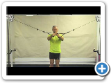 Blaise's Whole Body Cable Backward Circles Exercise